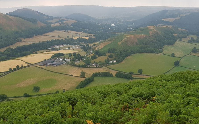 Guided Walks in the Vale of LLangollen